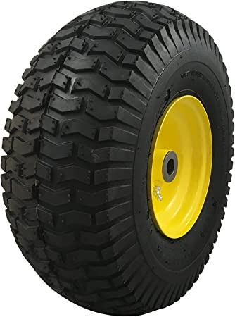 """15/"""" x 6/"""" Replacement Lawn Tractor Tire"""