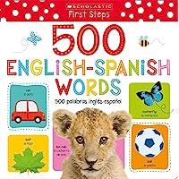 My First 500 Words / MIS Primeras 500 Palabras (Scholastic Early Learners);Scholastic Early Learners