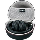 LTGEM Stoccaggio da Trasporto Borsa da Viaggio Case for Audio-Technica ATH-M50X M50 M70X M40X M30X M20X M50X MG Cuffie Professionali di Monitor da Studio Cuffie