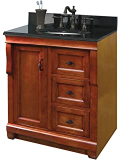 Pegasus NACA3021D Naples 30 Inch Vanity, Warm Cinnamon
