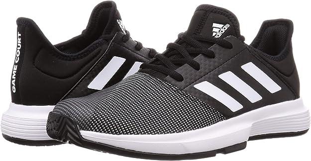 adidas Gamecourt W, Zapatos de Tenis para Mujer: Amazon.es: Zapatos y complementos