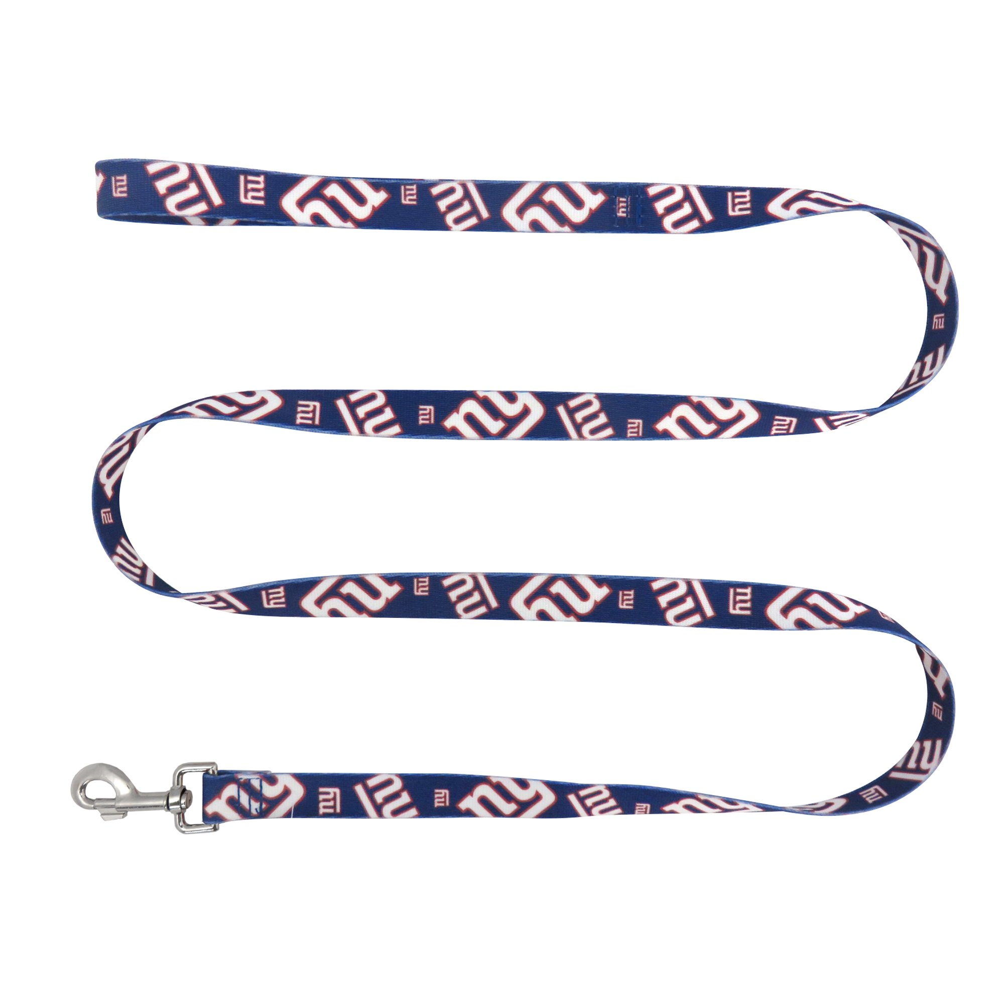 NFL New York Giants Team Pet Lead, 0.375-inches