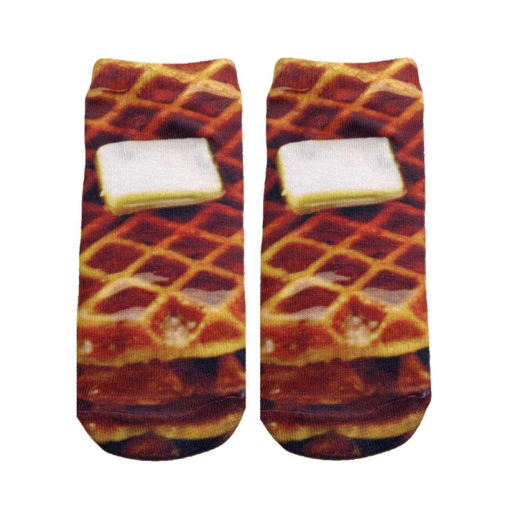 Ankle Socks - Waffle