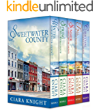 Sweetwater County Boxed Set (Books 1-5): A Sweet Second Chance Small Town Romance