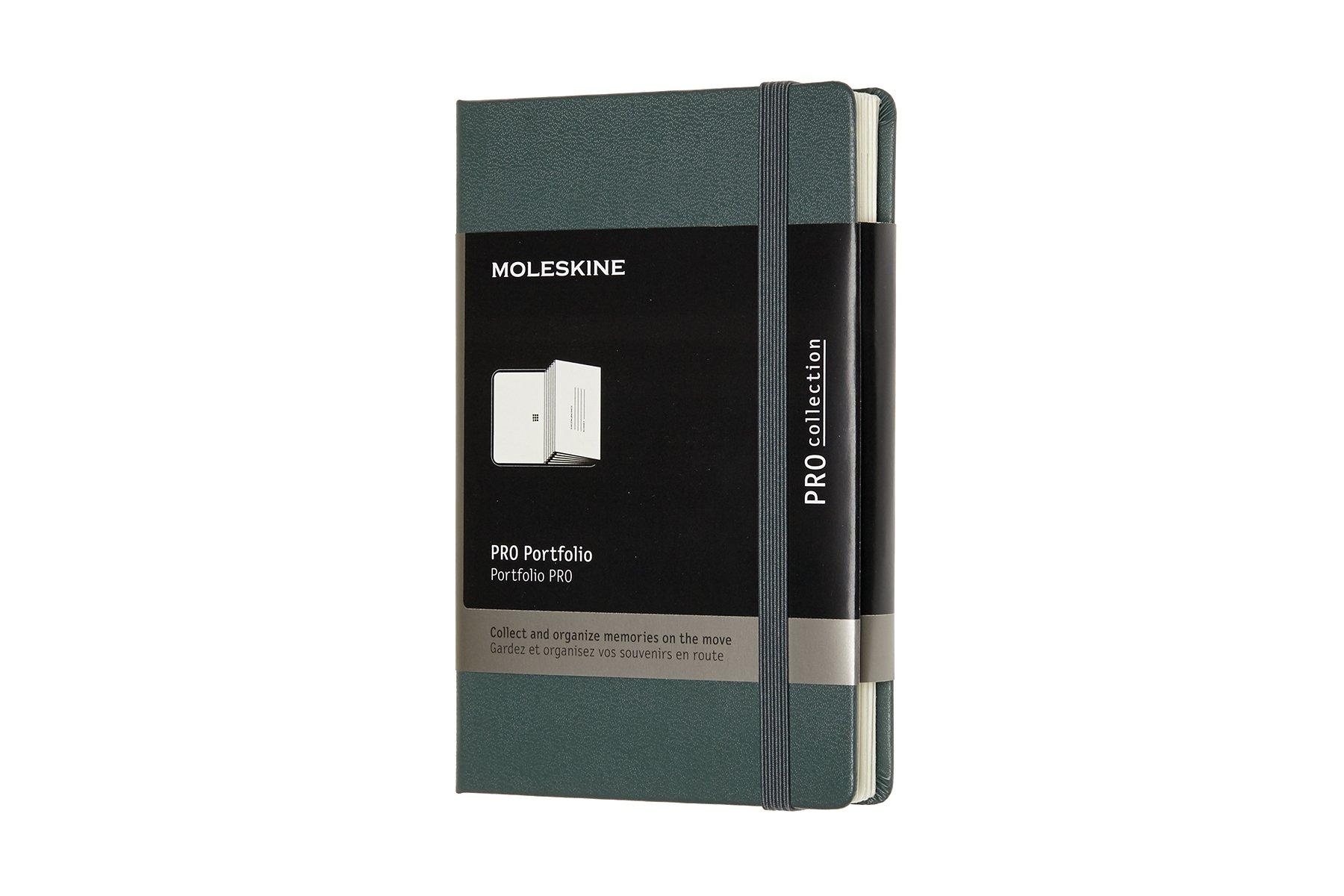 Moleskine Professional Portfolio, Pocket, Forest Green (3.5.