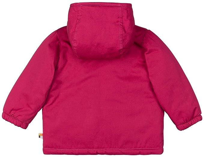 loud proud Wasserabweisende Gots Zertifiziert Chaqueta para Ni/ños Wattierte Jacke Aus Bio Baumwolle