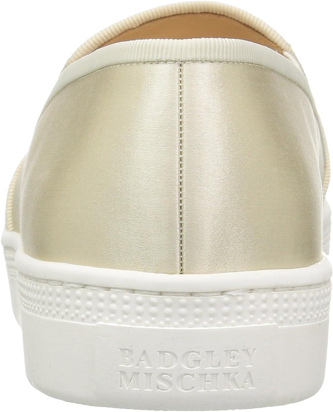 Badgley Mischka Chaussures de Sport pour Femme Tons Ivoire