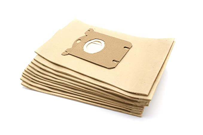 vhbw 10 bolsas de papel para aspirador robot aspirador multiusos ...