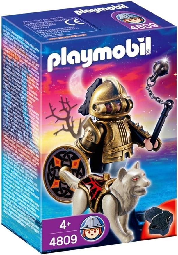 PLAYMOBIL 626134 - Guerrero Lobo con Mazo: Amazon.es: Juguetes y ...