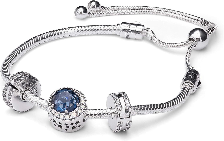 PANDORA Moon & Night Sky Bracelet Gift Set