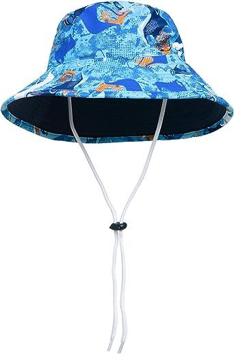 SunBusters Boys Bucket Hat UPF 50 Sun Protection Sun Hat