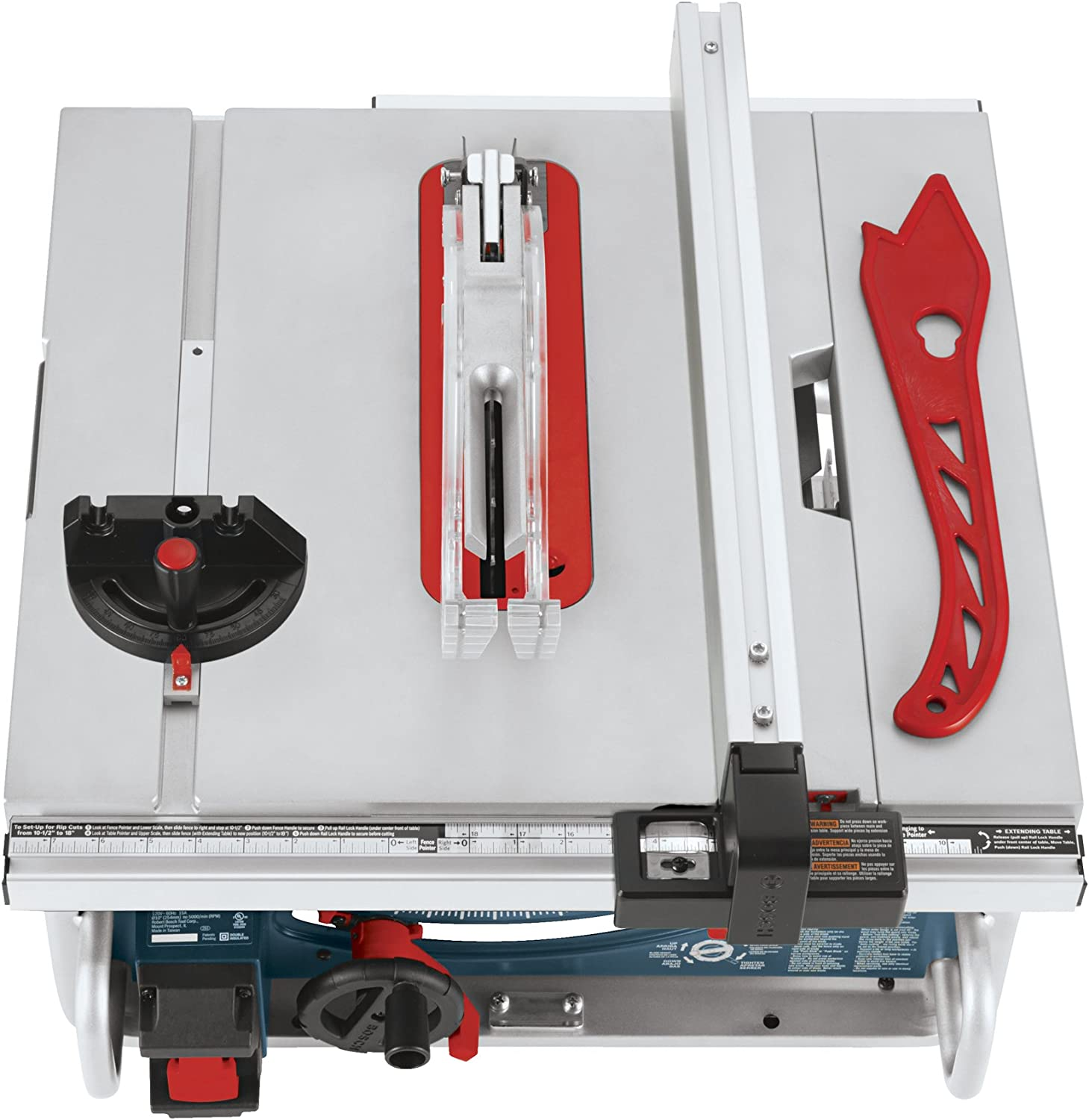 Bosch GTS1031 Table Saws product image 9