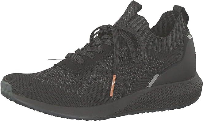 Tamaris 1 1 23714 22 Femme Chaussures de Sport Lacets,Chaussures,Chaussures à Lacets,Chaussures de Rue,Baskets,Chaussure