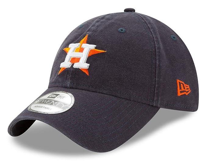 timeless design 2d356 ebbdf New Era Houston Astros MLB 9Twenty Primary Core Classic Adjustable Hat