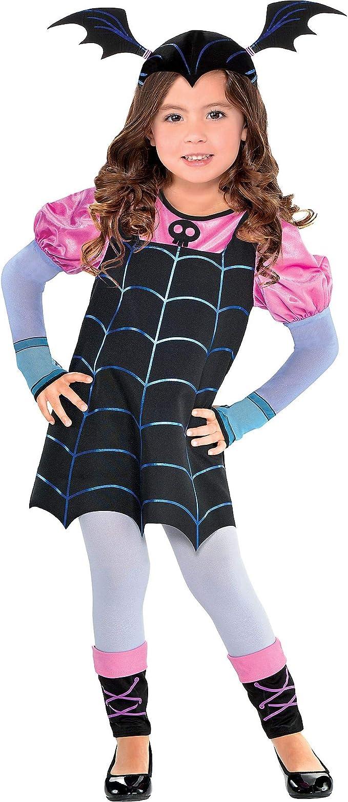 Party City Vampirina Vee disfraz de Halloween para niñas, pequeño ...