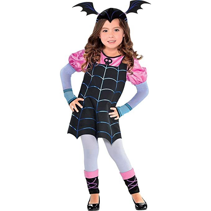 Amazon.com: Party City Vampirina Vee Halloween Disfraz para ...
