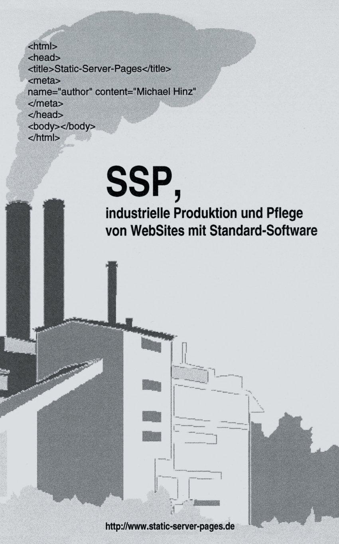 SSP, Industrielle Produktion Und Pflege Von Websit (German Edition) pdf epub