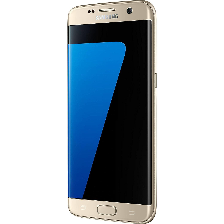 Amazon.com: Samsung Galaxy S7 Edge Duos SM-G9350 32GB Dual SIM Unlocked GSM Smartphone - International Version, No Warranty (Gold): Cell Phones & ...