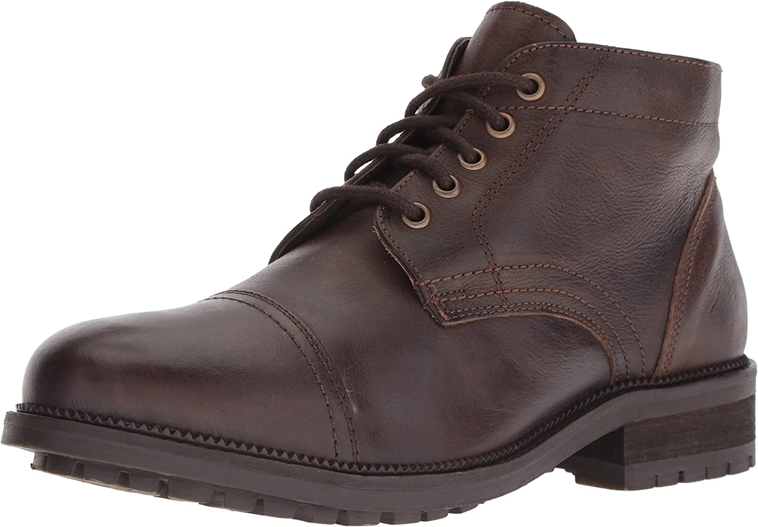   Dr. Scholl's Shoes Men's Airborne Oxford Boot   Oxford & Derby