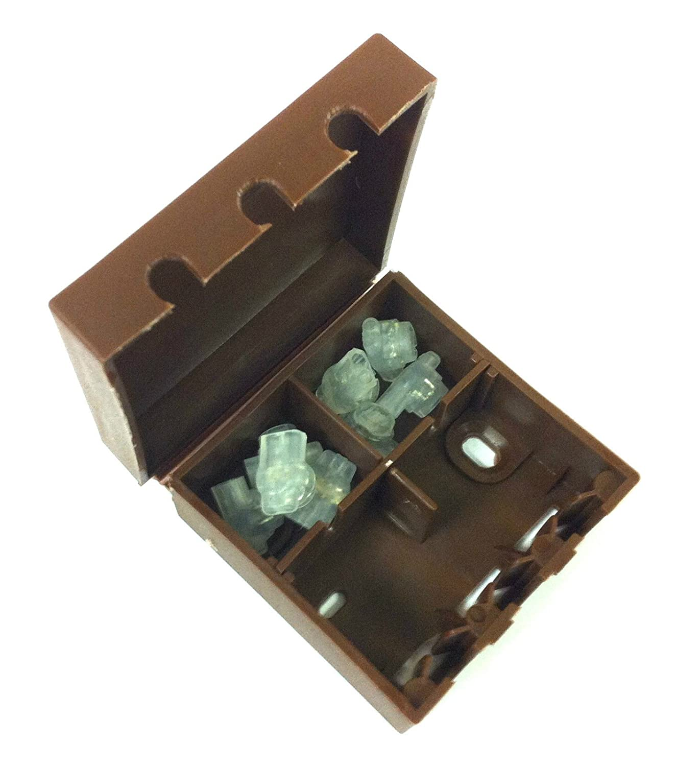 bt16a brown external telephone cable junction box includes free 8 x