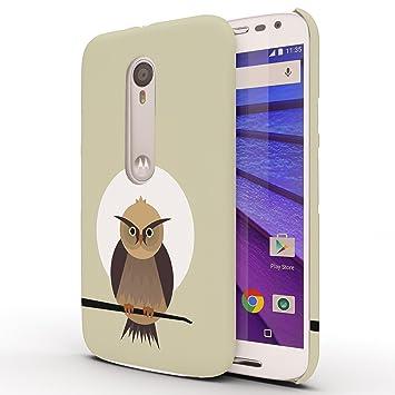 koveru carcasa para Motorola Moto G3 - Angry Birds búho ...