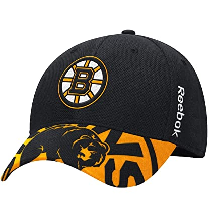 1b6baa0e721 Amazon.com   Reebok NHL Center Ice Flex Fit 2015 Draft Hat   Sports ...
