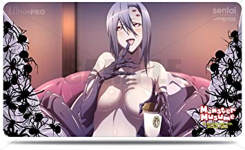 buy ultra pro official monster musume rachnera playmat online at low