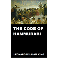 The Code of Hammurabi (English Edition)