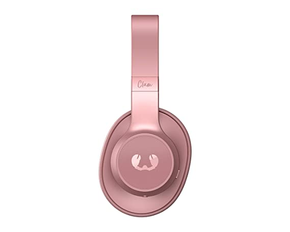 Fresh n Rebel Headphones Clam ANC Dusty Pink | On-Ear Auriculares Bluetooth: Amazon.es: Electrónica