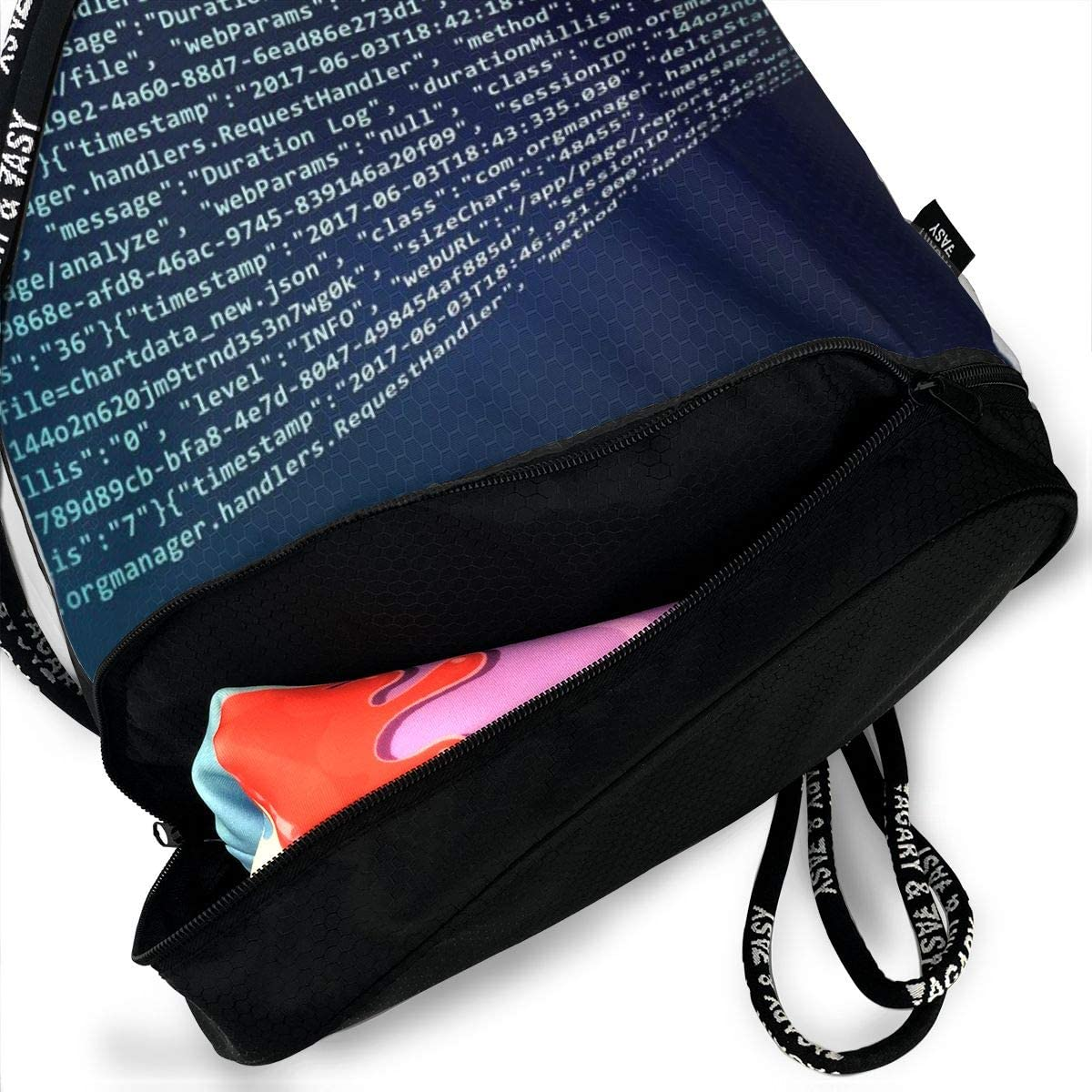 Analytics Information Multifunctional Bundle Backpack Shoulder Bag For Men And Women