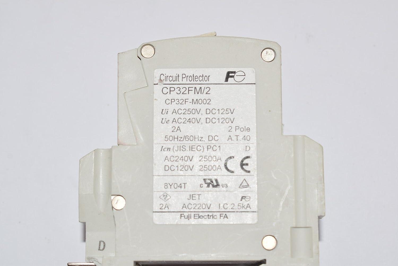 250V /< CP32E//25N Circuit Breaker 25 Amp Fuji Electric Model