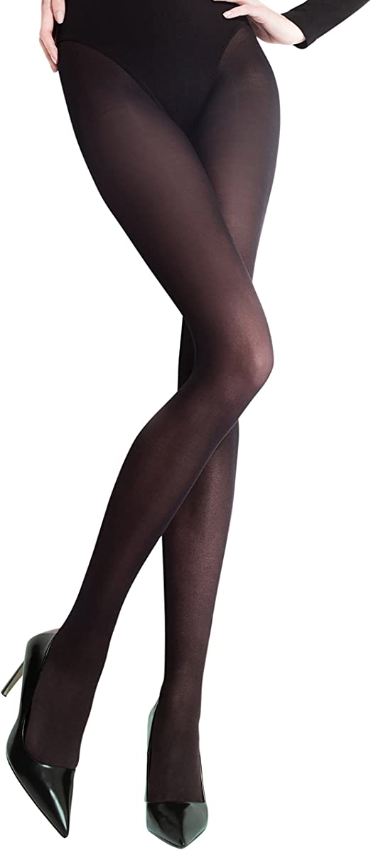 20 Denier New Girl Womens Semi Opaque Classic Microfibre Fashion Tights Hosiery