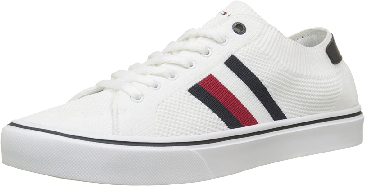 Tommy Hilfiger Lightweight Corporate Sneaker, Zapatillas para Hombre