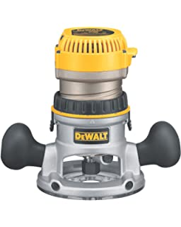 Dewalt dw625 3 horsepower variable speed electronic plunge router dewalt dw618 2 14 hp electronic variable speed fixed base router greentooth Gallery