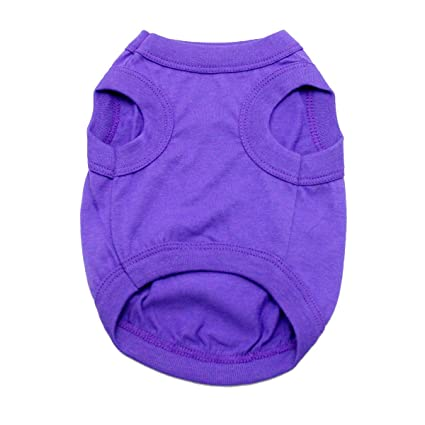Amazon.com   Barking Basics Dog Tank Shirt e5463fee4