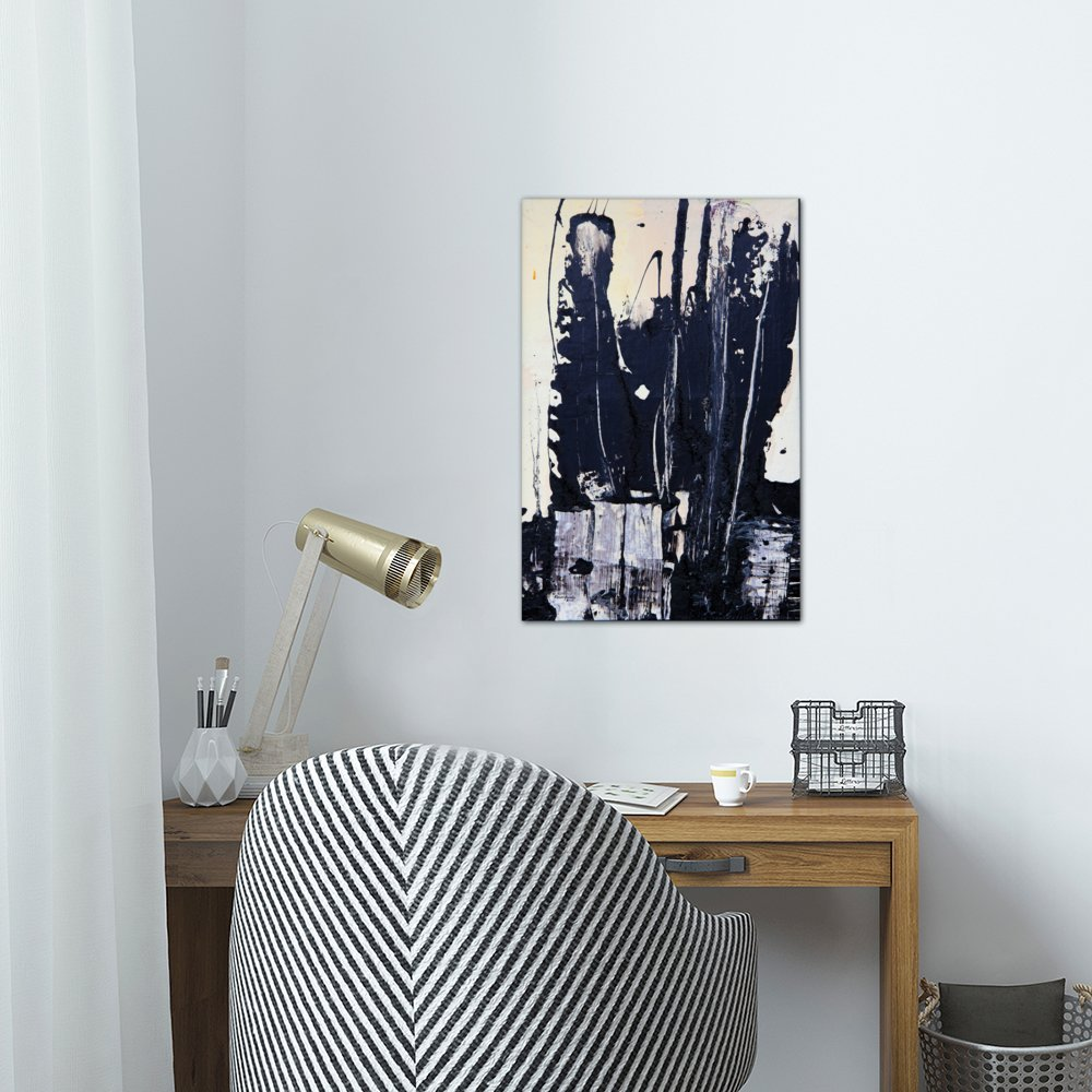 60 x 40 x 1.5-Inch iCanvasART 3 Piece Ardor-Veneris 1 Canvas Print by Shawn Jacobs