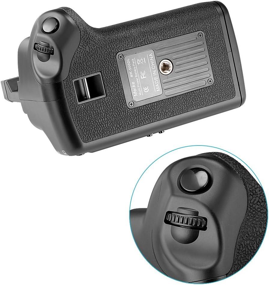 Meike/Â Vertical Battery Grip for Canon 450D 500D 1000D Xsi T1I Xs Bg-E5