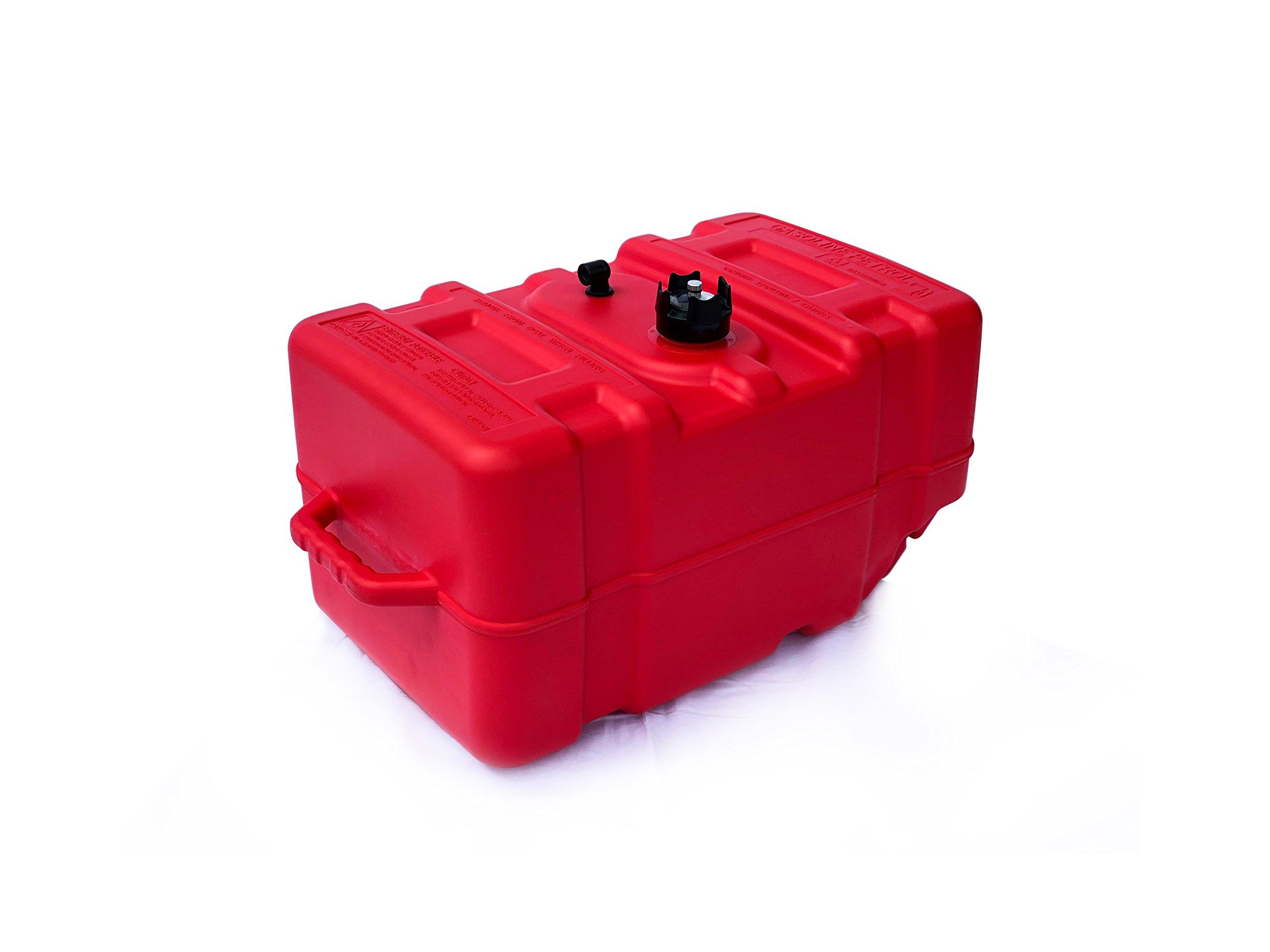 Five Oceans 12 Gallon High Profile Portable Fuel Tank - BC 4269