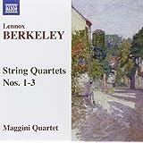 Berkeley: String Quartets Nos. 1-3
