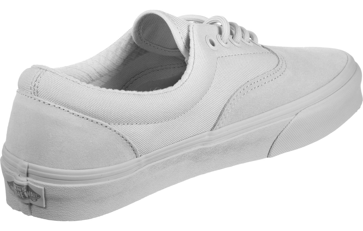 Vans Unisex Era Skate Shoes, Classic Low-Top Lace-up Style in Durable Double-Stitched Canvas and Original Waffle Outsole (11 Womens/ 9.5 Mens, Micro Chip)