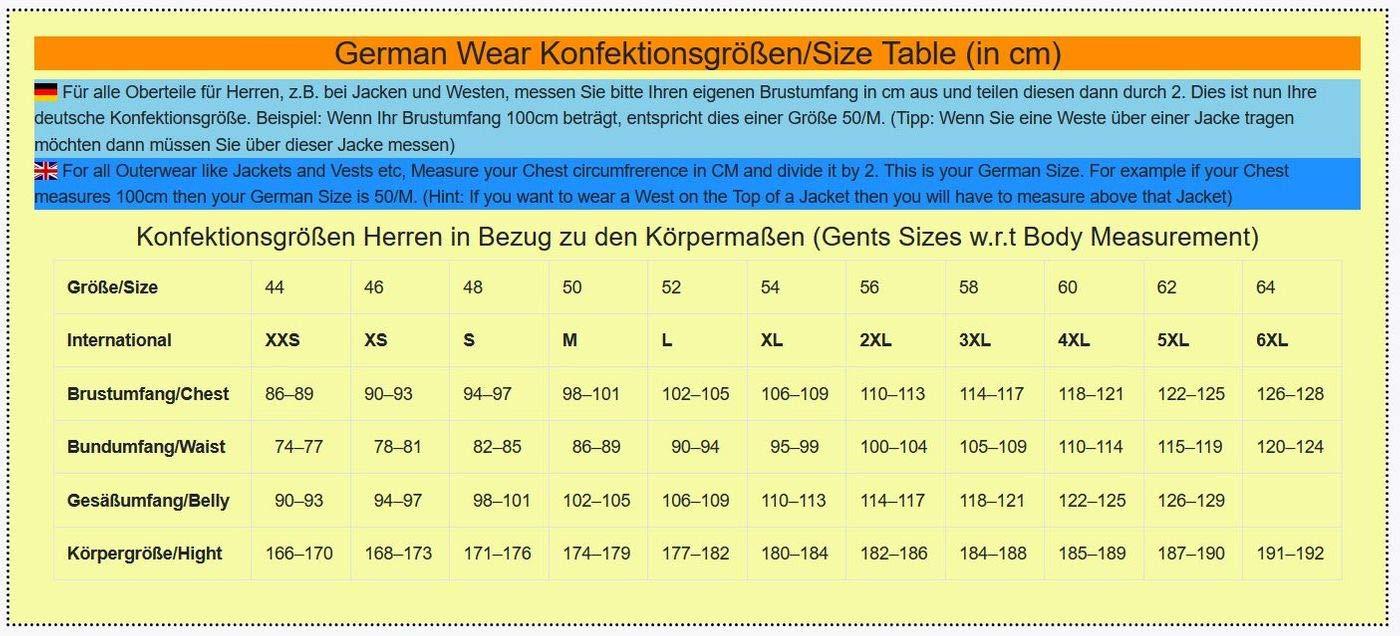 German Wear dise/ño retro Cazadora motera de piel