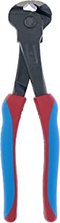 product image for Channellock 358CB 8-Inch End Cutting Plier with Code Blue Comfort Grips