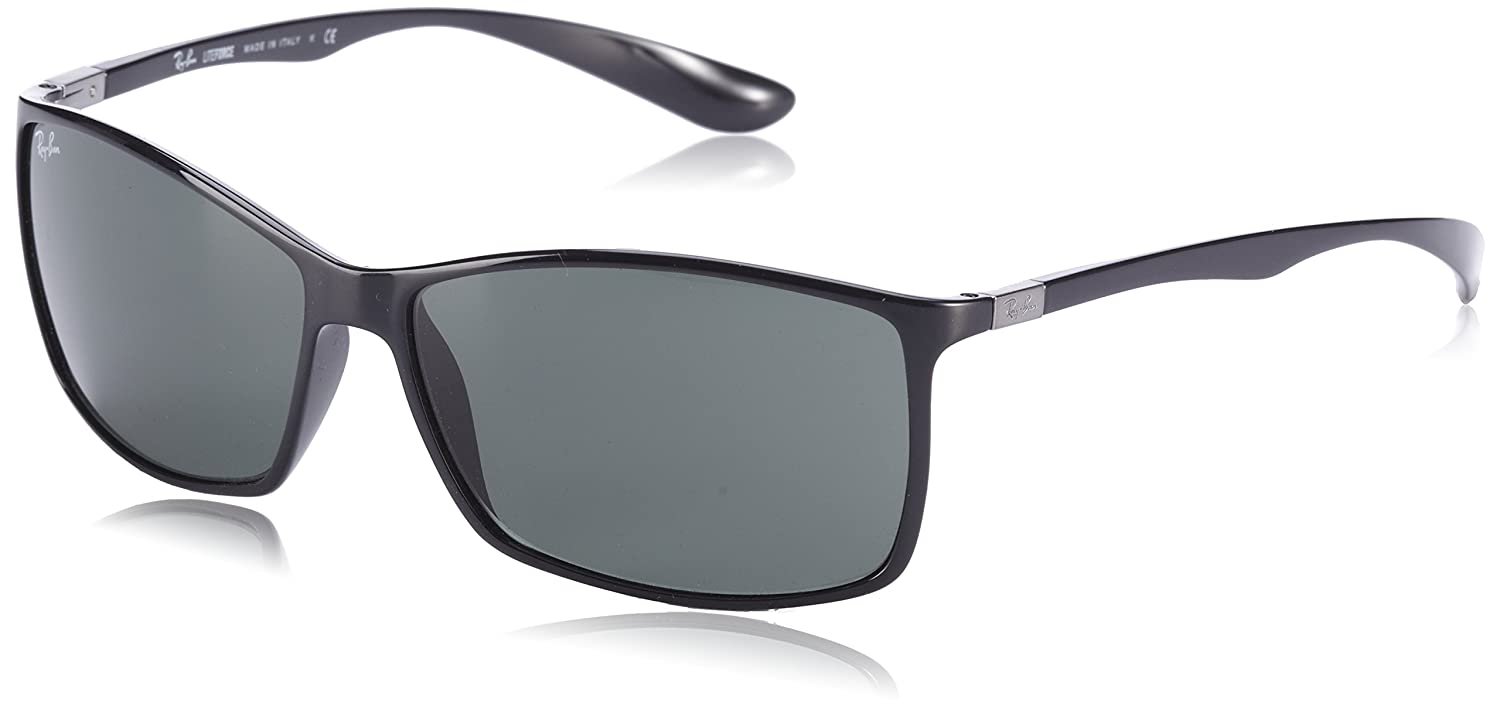 69c7cdfcdc3 ... buy amazon ray ban liteforce rectangular sunglasses black 62 mm ray ban  clothing 48d7c 313af