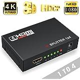 StoriteHDMI splitter (1 x 4 HDMI Splitter)