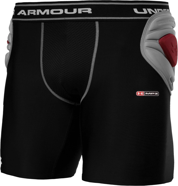 Under Armour Eliminate mpz Compression Short [schwarz]