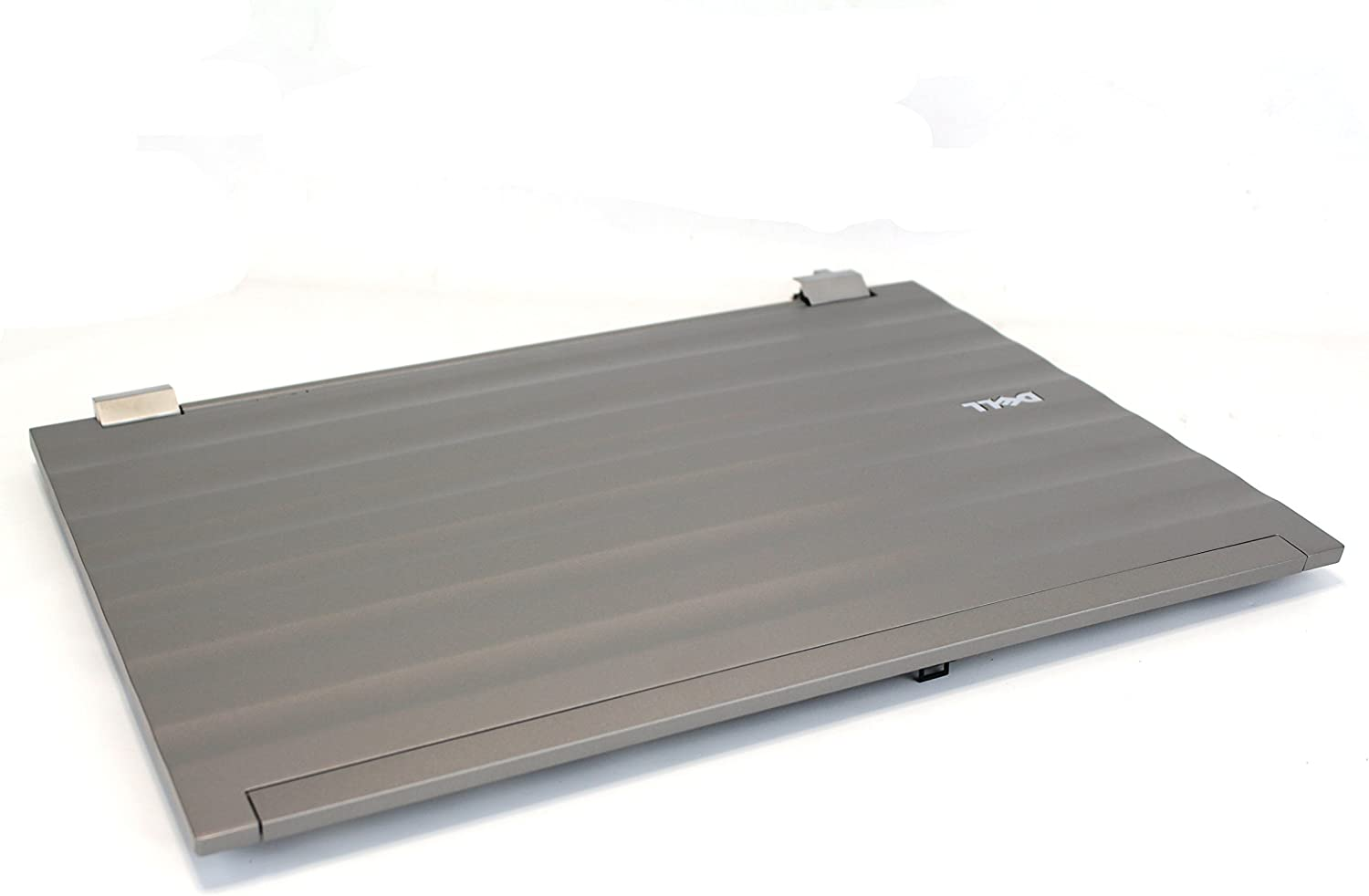 Dell Precision M4400 LCD Back Top Cover Lid Plastic Assembly w/ Hinges For RGB-LED Backlighting - P351D, 0P351D