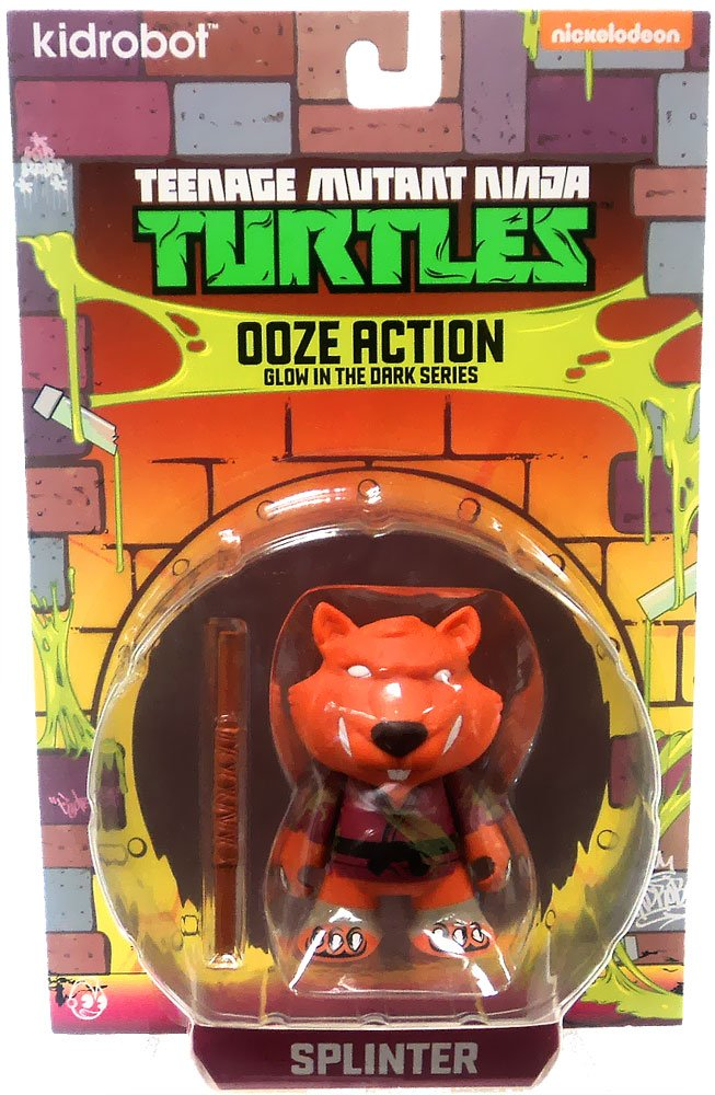 Teenage Mutant Ninja Turtles Ooze Action Glow In The Dark ...
