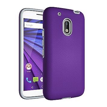 Carcasa Motorola Moto G4 Play, carcasa moto G4 Play [con un ...