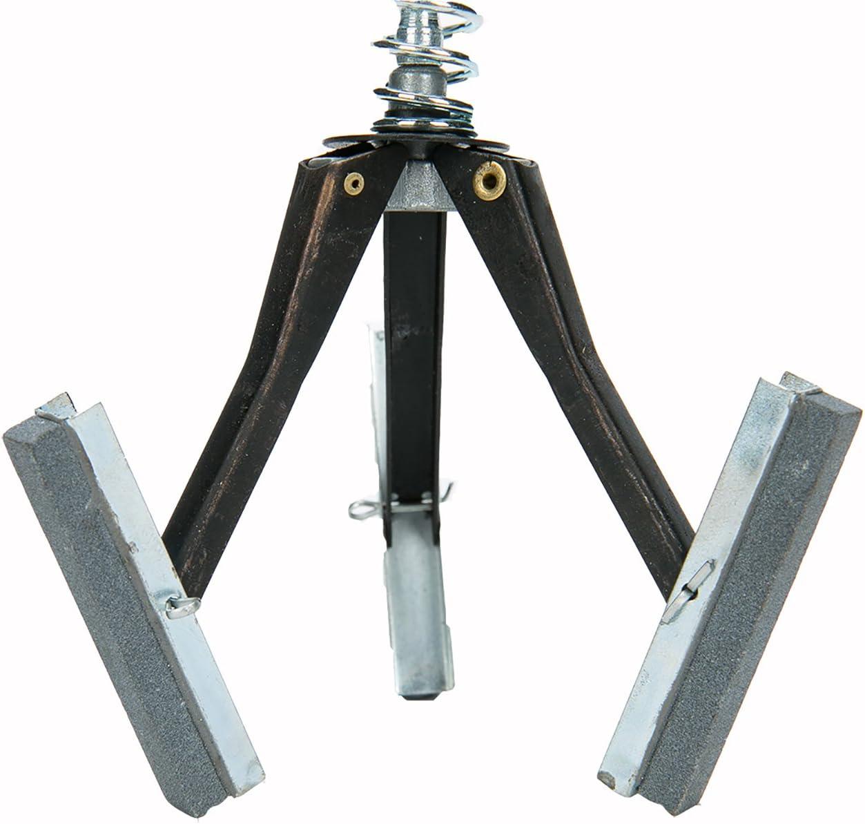 8MILELAKE 3//4-Inch to 2-1//2-Inch Adjustable Brake Cylinder Hone