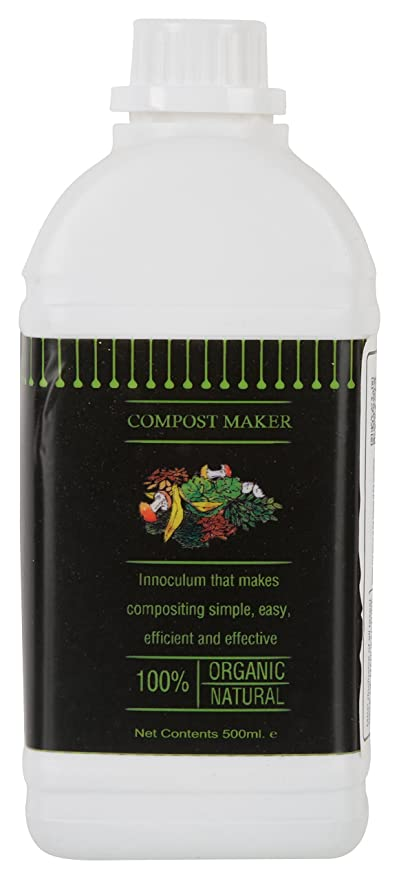 Compost Maker (Pale Yellow, 500 ml)